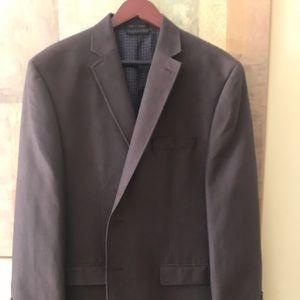 Brown Suit Jacket